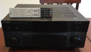 Yamaha Aventage RX-A1030 loaded with Features. Clean working