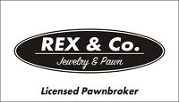 Rex&Co has 50% off silver jewlery this week end only