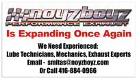 AUTO MECHANIC, CUSTOM EXHAUST AND MUFFLER INSTALLER