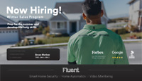 Out of work? Laid off? Fluent is currently hiring!