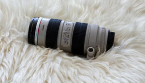 Canon 70-200 f:2.8 L IS Mark I image stabilizer