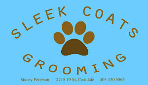 Sleek Coats Grooming