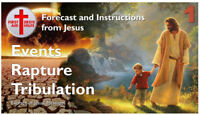 URGENT! Instructions from Jesus to The LEFT BEHIND