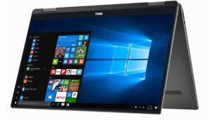 Dell XPS 13 9365 7th Gen i5 4GB 128 FHD TOUCH Silver