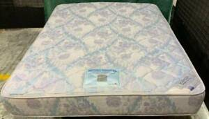 Excellent queen bed mattress only #20. Pick up or deliver