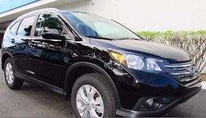 2013 Honda CR-V EX-L SUV, Crossover