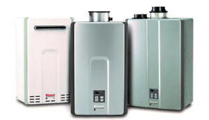 SALE Tankless Water Heater.  SAVE Water & Energy .