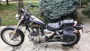 Fantastic Deal on this 1986 Honda Rebel 250cc