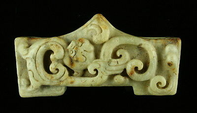 ANCIENT CHINESE WARRING STATES SWORD / KNIFE HILT
