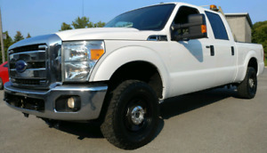 2012 FORD F-250 XLT 4X4 *IMPECCABLE*BAS KM*