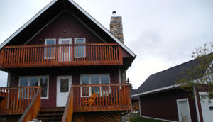 Furnished Teslin Lake-2 hours south of Whitehorse