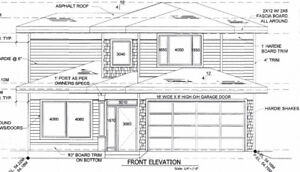 2 storey 3 bed PLUS den new construction home