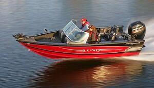 Looking to buy newer ski/fish boat