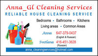 Cleaning Services - New Clients get Discount