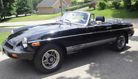 Bring home a MGB Limited Edition