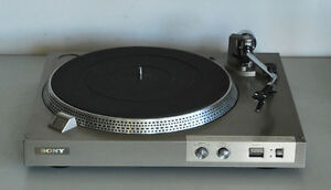 Sony PS-212 Turntable, Parts