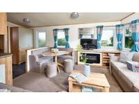 Static caravan for sale in North Wales -Snowdonia Foothills -5* park -3 Bedrooms