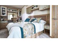 ABI Beaumont caravan at Valley Farm Holiday Park, Clacton on Sea, Essex