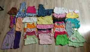 12-18m baby girl summer lot