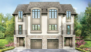 Brand New Semi - 4 Bed & 4 Bath, Finished BSMT & Sep Entrance