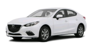 2016 Mazda 3 Lease Take Over