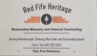 Masonry, Home Renovations, Attic Insulation