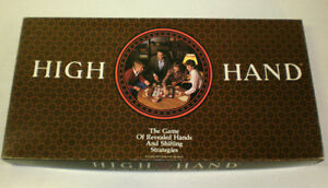 High Hand -Board Game