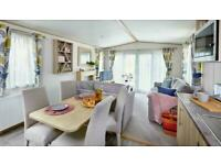 STATIC CARAVAN for sale 3 BEDROOM luxury model SOUTH LAKES, CUMBRIA