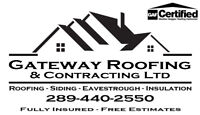 Roofing Crew Leader Position