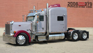2006 PETERBILT 379 ***MISS JULIE***550 CAT***18 SPEED***