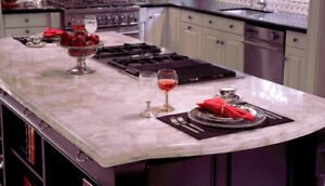 Comptoirs sur mesure (Granite, Quartz, Marbre...) (West Island)