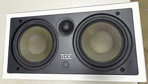 Moderno Home Theatre in wall speaker package