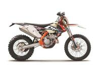2019 KTM 250EXC-F 6 Days / Was £8049 Now £7499 LAST ONE REMAINING