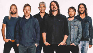 Foo Fighters Tickets July 12th Toronto, Ont