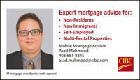 Self Employed?  Need a Mortgage  - Call today
