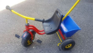 Punky brand tricycle