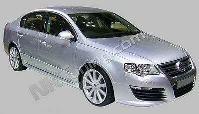 Volkswagen Passat B6 3C - Side skirts R36 look (1480)