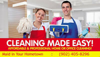 Reliable House Cleaning Service ** CALL NOW ** 902-405-8296