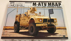 Panda Hobby 1/35 M-ATV w/ CROWS II RWS
