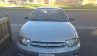 2003 cavalier e tested and certified