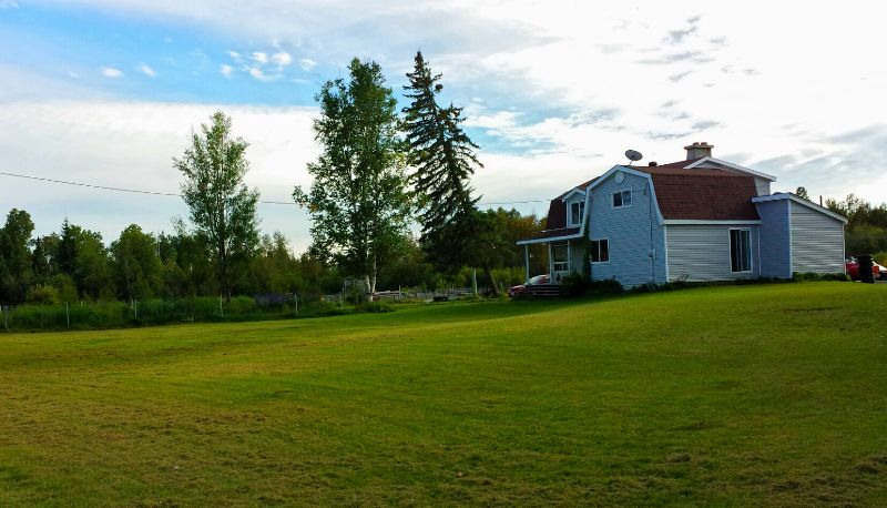 northern ontario 80 acre house unorganized township
