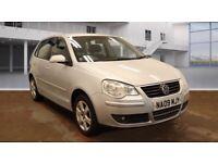 Volkswagen, POLO, Hatchback, 2009, Manual, 1422 (cc), 5 doors
