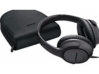 Bose SoundTrue2 headphones - Charcoal Black - Controls compatible with Android devices