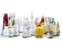 Aloe Vera Forever Living products