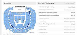 Below cost tickets Bruce Springsteen and the E Street Band Tickets - Mount Hawthorn Vincent Area Preview