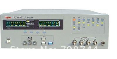 Th2810b Lcr Meter High Speed Accuracy Measurement Zrcldq 120 1khz 10khz