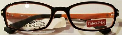 PRESCRIPTION RX LENSES FISHER PRICE ALL-STAR KID-TUFF EYEGLASS FRAMES YOUTH (Eyeglasses Lenses Price)