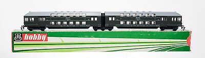 2 teiliger Doppelstockzug PKP, TT ZEUKE, BTTB, Berliner Bahnen, OVP