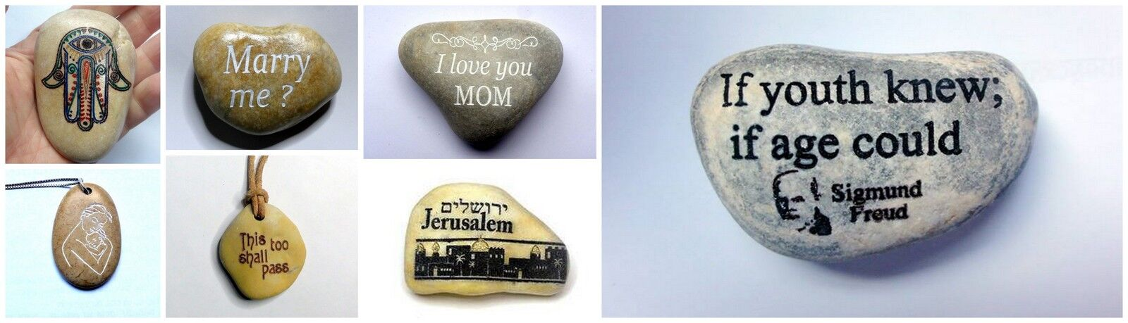 ISRA-STONES Personalized Gifts