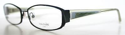 VERA WANG NOUVELLE BLACK New Optical Eyeglass Frame For Women